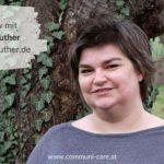 Schmerzhelferin Bettina Luther ist Heilpraktikerin für Psychotherapie