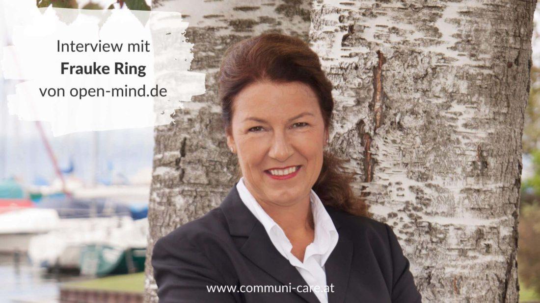 Frauke Ring von open-mind.de