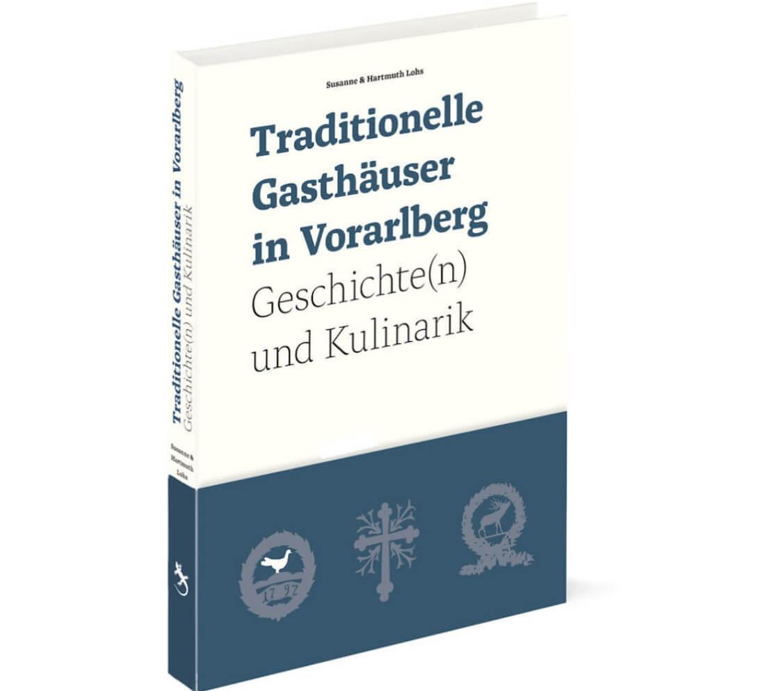 3D-Cover des Gasthausbuches von Susanne Lohs & Hartmuth Lohs