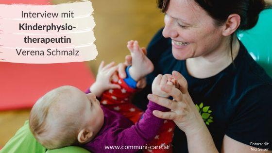 Interview mit Kinderphysiotherapeutin Verena Schmalz