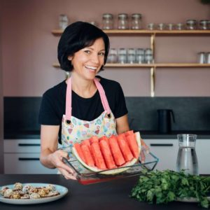 Ernährungsberaterin Jeannette Albrecht von Küchenfamilie