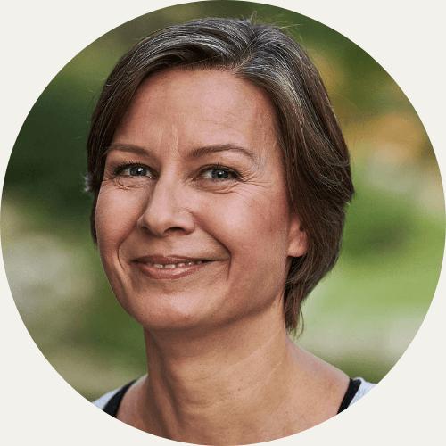 Texterin Susanne Lohs von CommuniCare