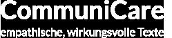 Communi Care - wirkungsvoll kommunizieren _ Logo